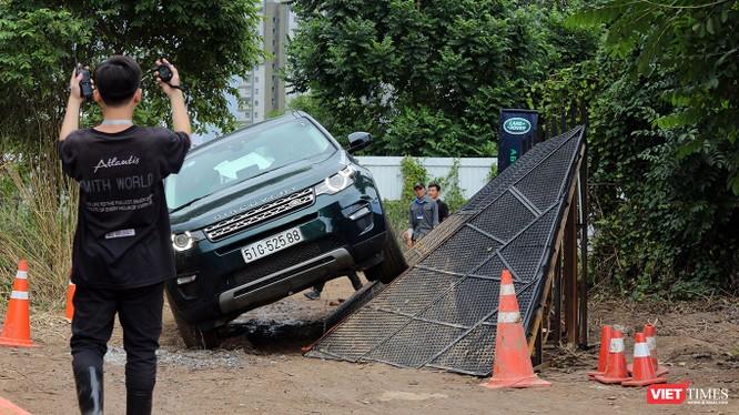 Chương trình trải nghiệm Land Rover tại VMS 2018 có gì hay để lái thử? ảnh 3