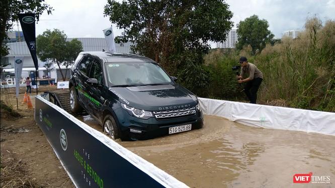 Chương trình trải nghiệm Land Rover tại VMS 2018 có gì hay để lái thử? ảnh 1