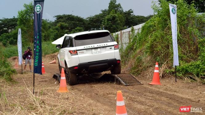Chương trình trải nghiệm Land Rover tại VMS 2018 có gì hay để lái thử? ảnh 4