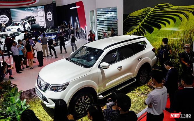 Nissan Việt Nam giữ chân khách tham quan bằng những mẫu xe gì? ảnh 4