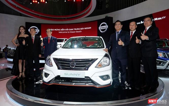 Nissan Việt Nam giữ chân khách tham quan bằng những mẫu xe gì? ảnh 2