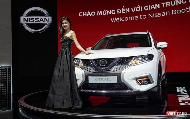 Nissan Việt Nam giữ chân khách tham quan bằng những mẫu xe gì? ảnh 1