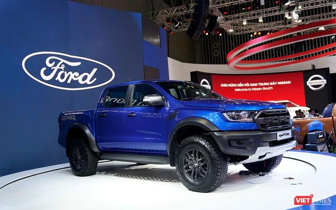 Ford Ranger Raptor có giá 1,198 tỷ đồng, tháng 11/2018 bắt đầu giao xe cho khách ảnh 6