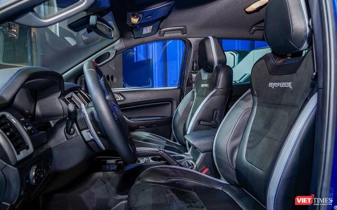 Ford Ranger Raptor có giá 1,198 tỷ đồng, tháng 11/2018 bắt đầu giao xe cho khách ảnh 4