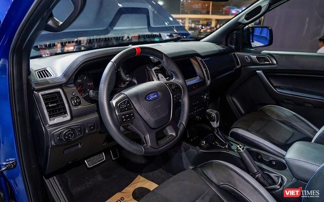 Ford Ranger Raptor có giá 1,198 tỷ đồng, tháng 11/2018 bắt đầu giao xe cho khách ảnh 3