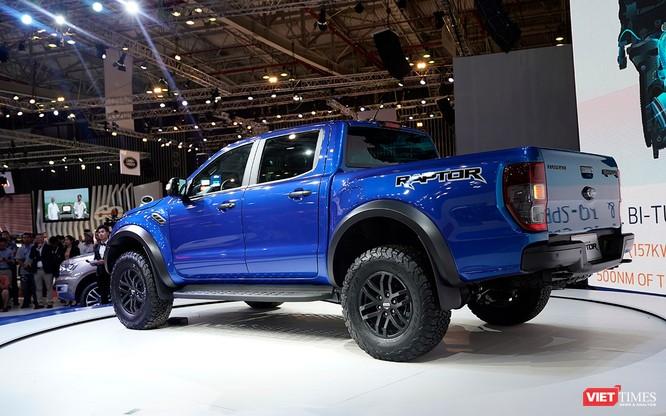 Ford Ranger Raptor có giá 1,198 tỷ đồng, tháng 11/2018 bắt đầu giao xe cho khách ảnh 7