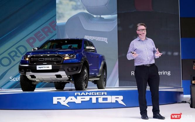 Ford Ranger Raptor có giá 1,198 tỷ đồng, tháng 11/2018 bắt đầu giao xe cho khách ảnh 5