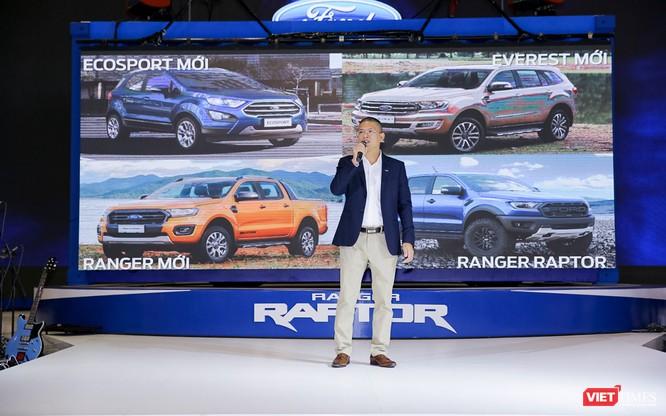 Ngoài Ranger Raptor, gian hàng của Ford Việt Nam vẫn còn nhiều thứ đáng xem ảnh 6
