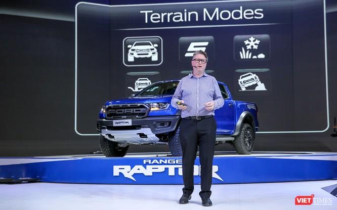 Ngoài Ranger Raptor, gian hàng của Ford Việt Nam vẫn còn nhiều thứ đáng xem ảnh 1