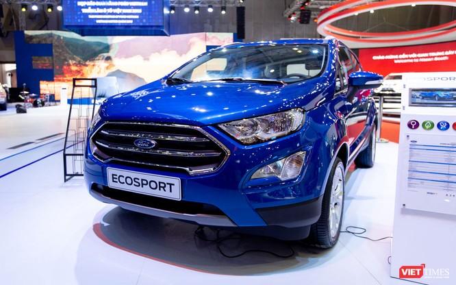 Ngoài Ranger Raptor, gian hàng của Ford Việt Nam vẫn còn nhiều thứ đáng xem ảnh 5