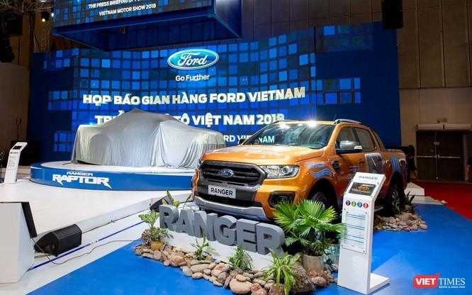 Ngoài Ranger Raptor, gian hàng của Ford Việt Nam vẫn còn nhiều thứ đáng xem ảnh 2