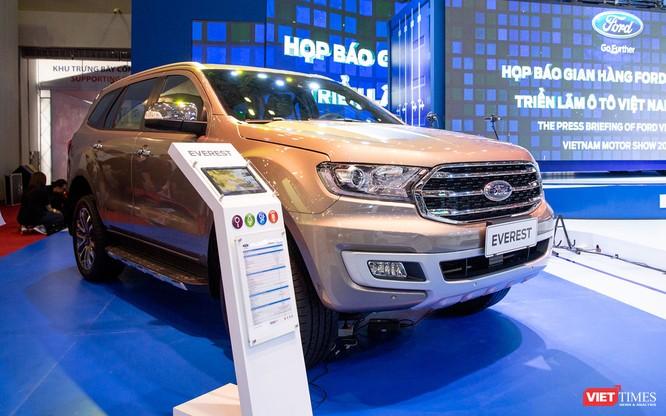 Ngoài Ranger Raptor, gian hàng của Ford Việt Nam vẫn còn nhiều thứ đáng xem ảnh 3