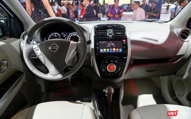 Thêm tiện ích, Nissan Sunny Q-Series có ghi điểm với người dùng? ảnh 3