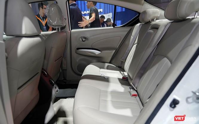 Thêm tiện ích, Nissan Sunny Q-Series có ghi điểm với người dùng? ảnh 8