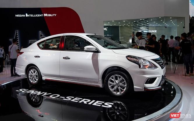Thêm tiện ích, Nissan Sunny Q-Series có ghi điểm với người dùng? ảnh 10