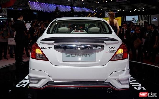 Thêm tiện ích, Nissan Sunny Q-Series có ghi điểm với người dùng? ảnh 17