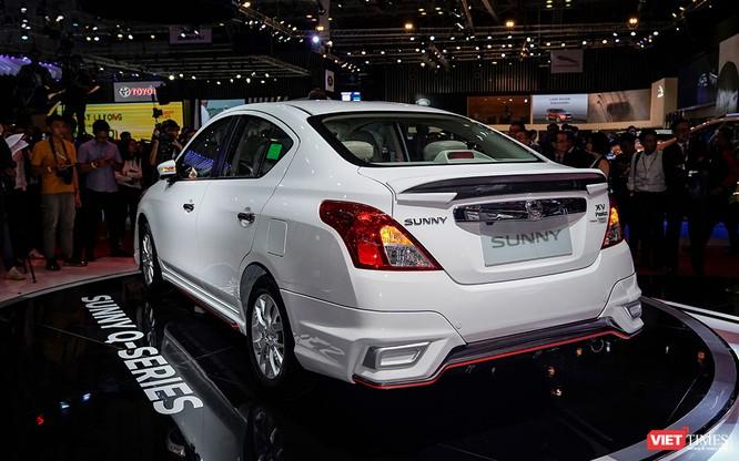 Thêm tiện ích, Nissan Sunny Q-Series có ghi điểm với người dùng? ảnh 2