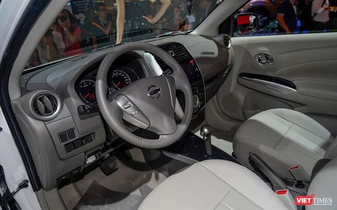 Thêm tiện ích, Nissan Sunny Q-Series có ghi điểm với người dùng? ảnh 18