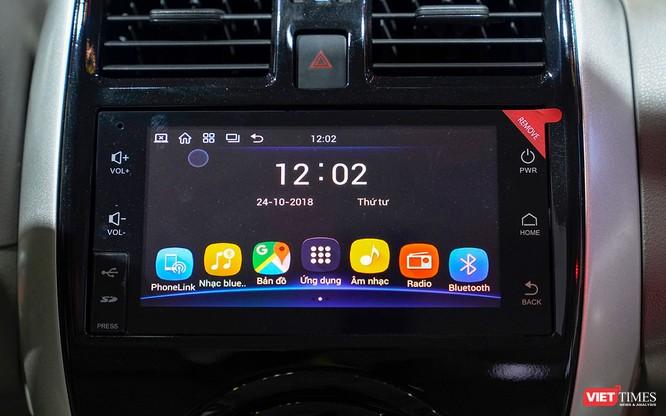 Thêm tiện ích, Nissan Sunny Q-Series có ghi điểm với người dùng? ảnh 7