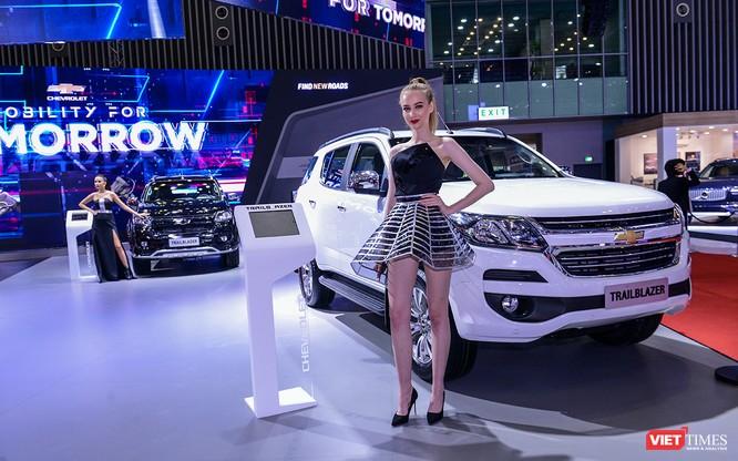 GM Việt Nam phô diễn loạt mẫu xe Chevrolet không mới nhưng đậm cá tính ảnh 8