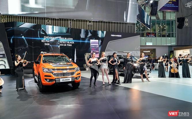GM Việt Nam phô diễn loạt mẫu xe Chevrolet không mới nhưng đậm cá tính ảnh 5