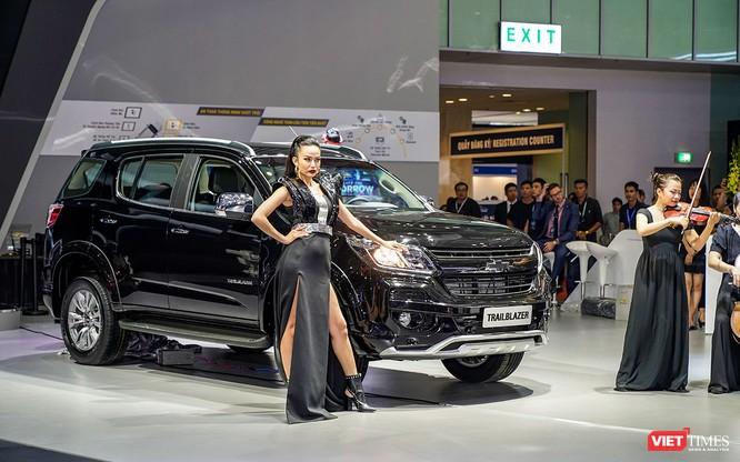 GM Việt Nam phô diễn loạt mẫu xe Chevrolet không mới nhưng đậm cá tính ảnh 2