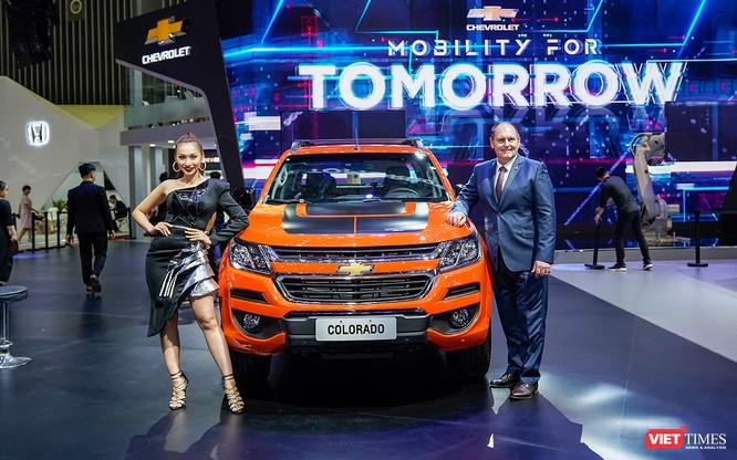 GM Việt Nam phô diễn loạt mẫu xe Chevrolet không mới nhưng đậm cá tính ảnh 3