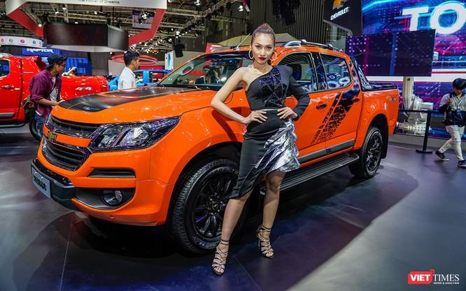 GM Việt Nam phô diễn loạt mẫu xe Chevrolet không mới nhưng đậm cá tính ảnh 7
