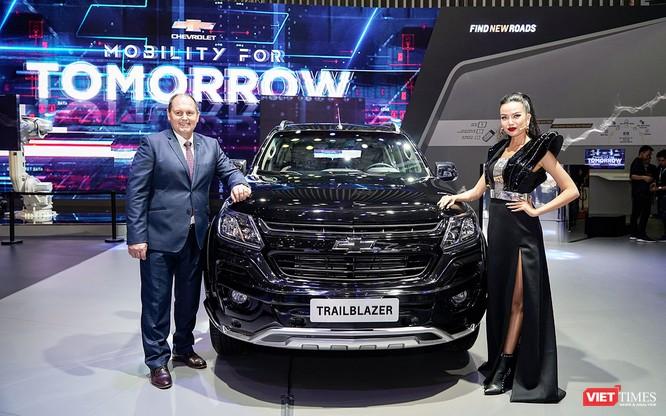 GM Việt Nam phô diễn loạt mẫu xe Chevrolet không mới nhưng đậm cá tính ảnh 6