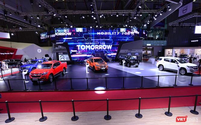 GM Việt Nam phô diễn loạt mẫu xe Chevrolet không mới nhưng đậm cá tính ảnh 1