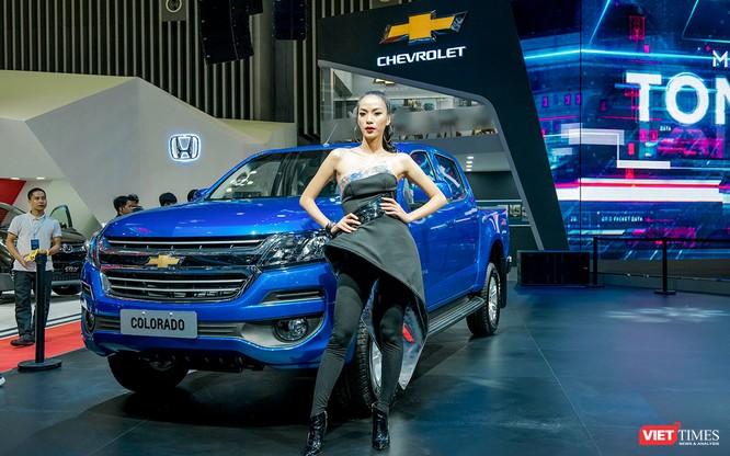 GM Việt Nam phô diễn loạt mẫu xe Chevrolet không mới nhưng đậm cá tính ảnh 9