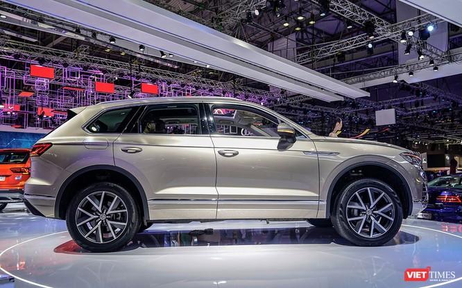 """VW Touareg 2019: Sứ mệnh rũ bỏ mác """"xe bình dân"""" ảnh 3"""