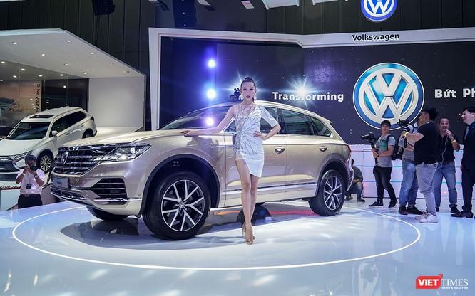 """VW Touareg 2019: Sứ mệnh rũ bỏ mác """"xe bình dân"""" ảnh 8"""
