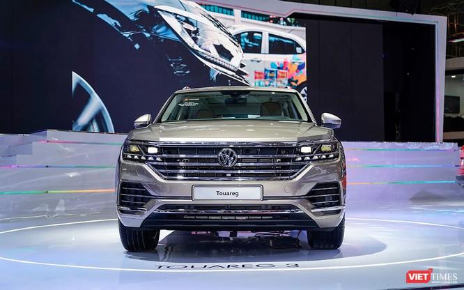 """VW Touareg 2019: Sứ mệnh rũ bỏ mác """"xe bình dân"""" ảnh 1"""