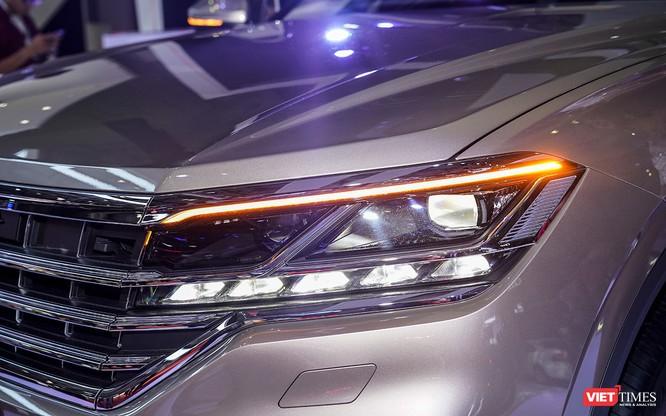"""VW Touareg 2019: Sứ mệnh rũ bỏ mác """"xe bình dân"""" ảnh 11"""