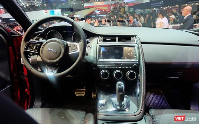 Jaguar E-PACE chính thức trình làng thị trường Việt, giá từ 2,959 tỷ đồng ảnh 3
