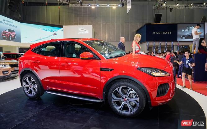 Jaguar E-PACE chính thức trình làng thị trường Việt, giá từ 2,959 tỷ đồng ảnh 1