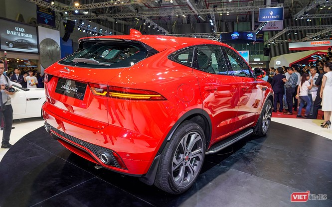 Jaguar E-PACE chính thức trình làng thị trường Việt, giá từ 2,959 tỷ đồng ảnh 6
