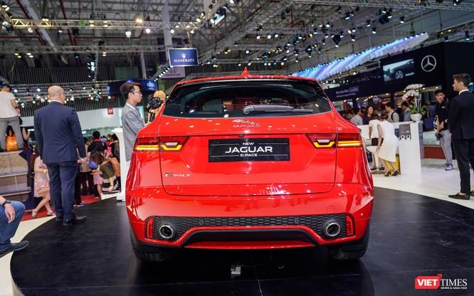 Jaguar E-PACE chính thức trình làng thị trường Việt, giá từ 2,959 tỷ đồng ảnh 2