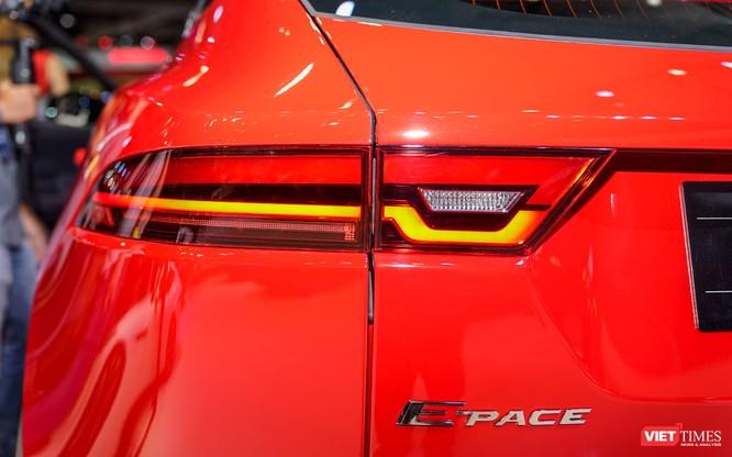 Jaguar E-PACE chính thức trình làng thị trường Việt, giá từ 2,959 tỷ đồng ảnh 7