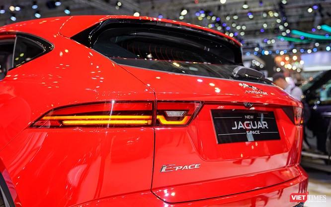 Jaguar E-PACE chính thức trình làng thị trường Việt, giá từ 2,959 tỷ đồng ảnh 8