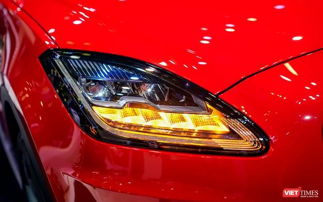 Jaguar E-PACE chính thức trình làng thị trường Việt, giá từ 2,959 tỷ đồng ảnh 10
