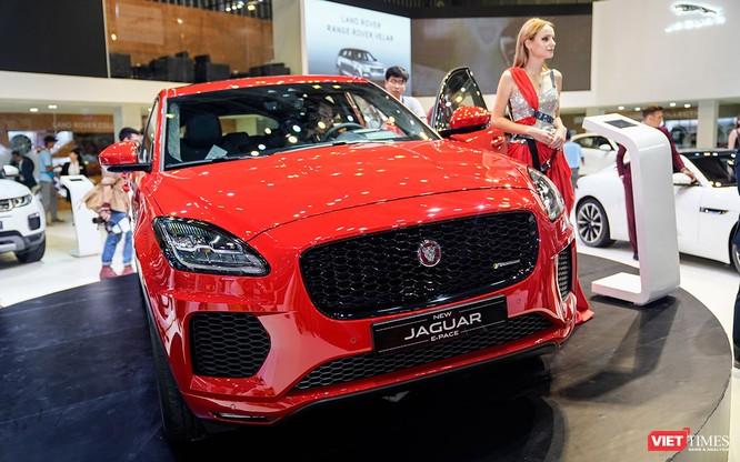 Jaguar E-PACE chính thức trình làng thị trường Việt, giá từ 2,959 tỷ đồng ảnh 5