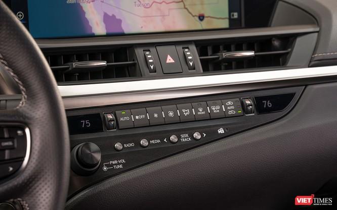 Lexus ES300h 2019 chọn VMS 2018 để ra mắt, rất nhiều thứ mới, đáng quan tâm ảnh 6