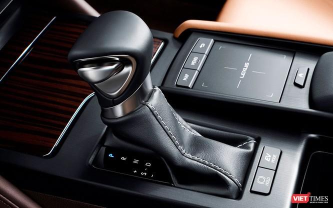 Lexus ES300h 2019 chọn VMS 2018 để ra mắt, rất nhiều thứ mới, đáng quan tâm ảnh 7