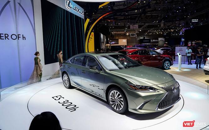 Lexus ES300h 2019 chọn VMS 2018 để ra mắt, rất nhiều thứ mới, đáng quan tâm ảnh 5