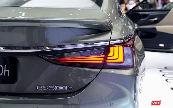 Lexus ES300h 2019 chọn VMS 2018 để ra mắt, rất nhiều thứ mới, đáng quan tâm ảnh 8