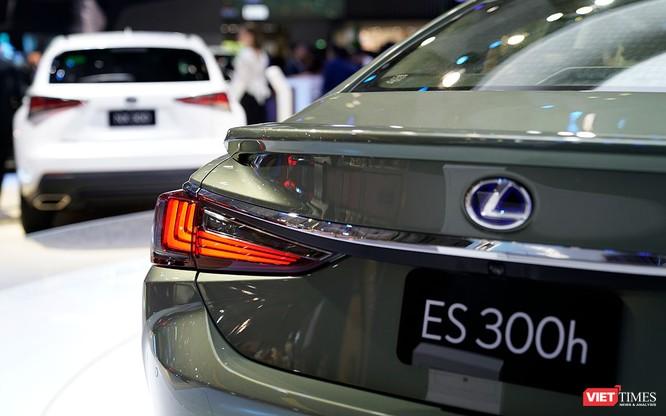 Lexus ES300h 2019 chọn VMS 2018 để ra mắt, rất nhiều thứ mới, đáng quan tâm ảnh 9