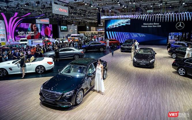 Có gì đáng xem ở gian hàng Mercedes-Benz? ảnh 4