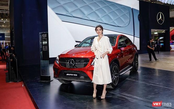Có gì đáng xem ở gian hàng Mercedes-Benz? ảnh 5